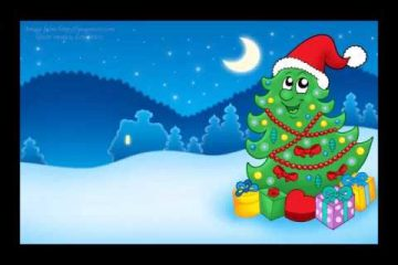 I Am the Happiest Christmas Tree