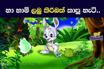Labu Kiribath - Sinhalese Children Stories