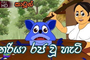 Sinhala Kathandara Raja wu Nariya