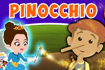 Pinocchio English Fairy Tale